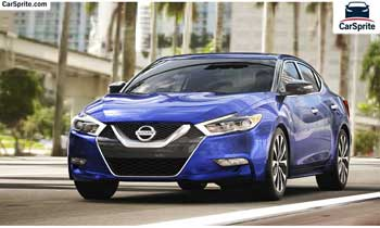 Nissan Maxima 2019 prices and specifications in UAE | Car Sprite