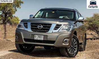 Nissan Patrol 2019 prices and specifications in UAE | Car Sprite