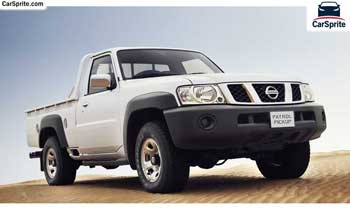Nissan Patrol Pick Up 2019 prices and specifications in UAE | Car Sprite