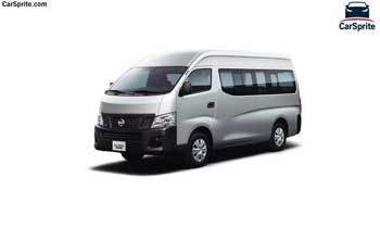 Nissan Urvan 2019 prices and specifications in UAE | Car Sprite