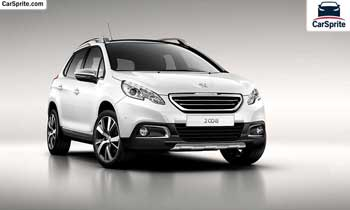 Peugeot 2008 2019 prices and specifications in UAE | Car Sprite