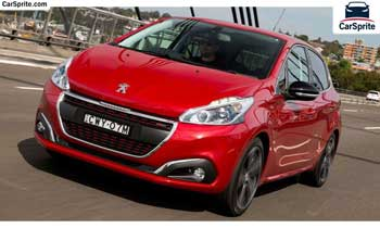 Peugeot 208 2019 prices and specifications in UAE | Car Sprite