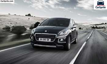 Peugeot 3008 2019 prices and specifications in UAE | Car Sprite