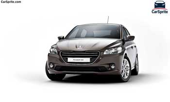 Peugeot 301 2019 prices and specifications in UAE | Car Sprite