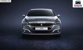 Peugeot 508 2019 prices and specifications in UAE | Car Sprite
