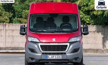 Peugeot Boxer 2019 prices and specifications in UAE | Car Sprite