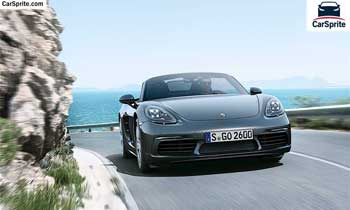 Porsche 718 2019 prices and specifications in UAE | Car Sprite