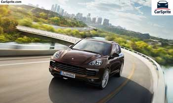 Porsche Cayenne 2019 prices and specifications in UAE | Car Sprite