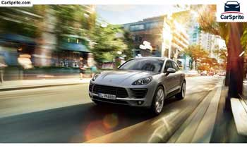 Porsche Macan 2018 prices and specifications in UAE | Car Sprite