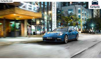 Porsche Panamera Sport Turismo 2019 prices and specifications in UAE | Car Sprite