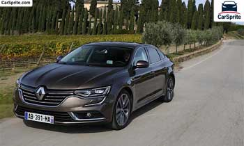 Renault Talisman 2018 prices and specifications in UAE | Car Sprite