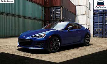 Subaru BRZ 2019 prices and specifications in UAE | Car Sprite