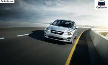 Subaru Impreza 2019 prices and specifications in UAE | Car Sprite