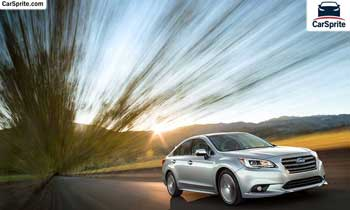Subaru Legacy 2019 prices and specifications in UAE | Car Sprite