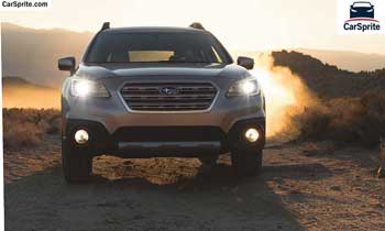 Subaru Outback 2019 prices and specifications in UAE | Car Sprite