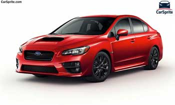 Subaru WRX 2019 prices and specifications in UAE | Car Sprite
