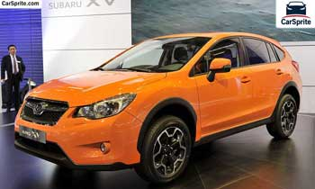 Subaru XV 2019 prices and specifications in UAE | Car Sprite