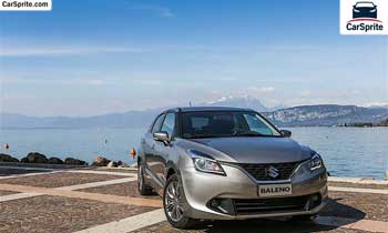 Suzuki Baleno 2019 prices and specifications in UAE | Car Sprite