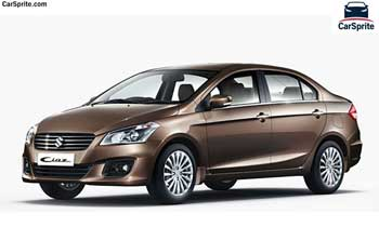 Suzuki Ciaz 2019 prices and specifications in UAE | Car Sprite