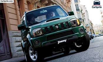 Suzuki Jimny 2019 prices and specifications in UAE | Car Sprite
