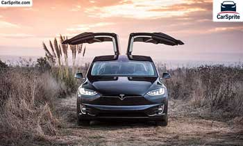 Tesla Model X 2018 prices and specifications in UAE | Car Sprite
