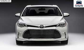 Toyota Avalon 2019 prices and specifications in UAE | Car Sprite
