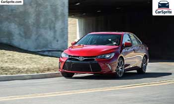 Toyota Camry 2019 prices and specifications in UAE | Car Sprite