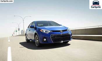 Toyota Corolla 2019 prices and specifications in UAE | Car Sprite