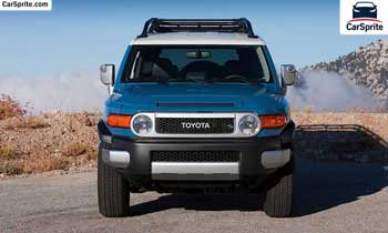 Toyota FJ Cruiser 2019 prices and specifications in UAE | Car Sprite