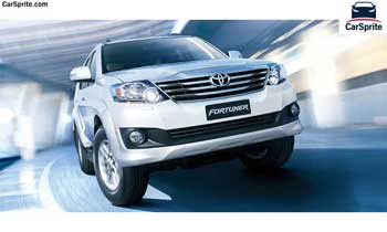 Toyota Fortuner 2019 prices and specifications in UAE | Car Sprite