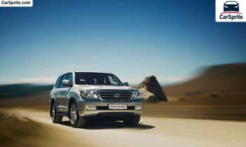 Toyota Land Cruiser 2019 prices and specifications in UAE | Car Sprite
