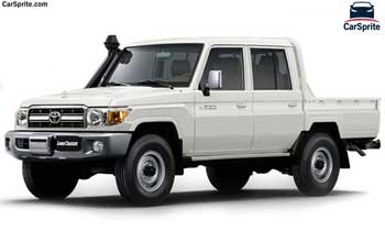 Toyota Land Cruiser Pick Up 2019 prices and specifications in UAE | Car Sprite