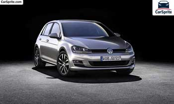 Volkswagen Golf 2019 prices and specifications in UAE | Car Sprite