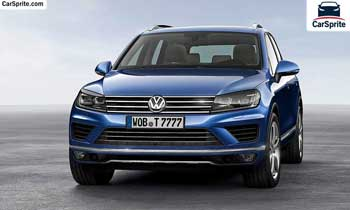 Volkswagen Touareg 2019 prices and specifications in UAE | Car Sprite