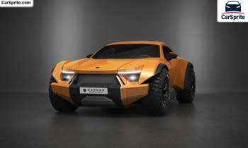 Zarooq Motors SandRacer 500GT 2019 prices and specifications in UAE | Car Sprite
